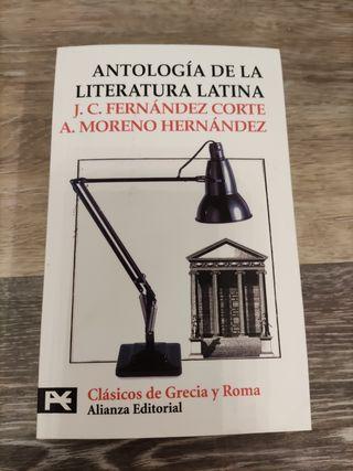 Antología de la literatura latina