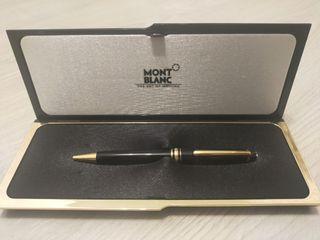Montblanc Meisterstuck bolígrafo