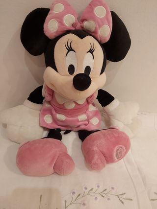 Peluche grande de Minnie Mouse Disney