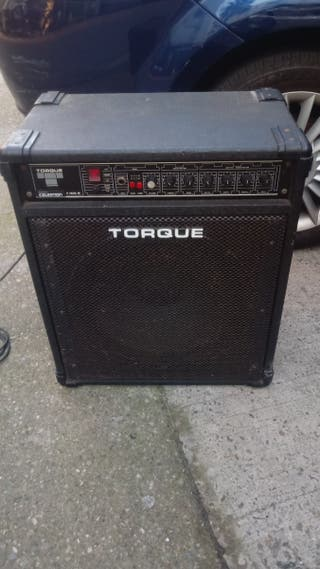 amplificador de bajo