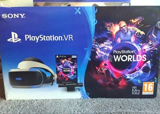 PSVR Starter Pack V2 PS4 PS VR PS4VR PLAY VR