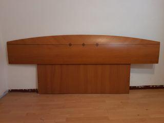 Cabecero/cabezal cama doble