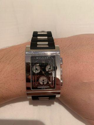 Bulgari Rettangolo. Reloj original
