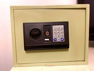 Caja Fuerte digital/llave