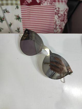 Gafas de sol de espejo unisex