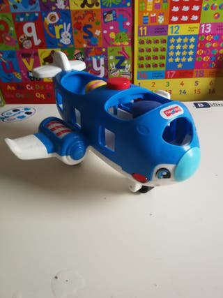 Fisher Price Airplane Toy