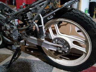 Despiece Yamaha TZR 80