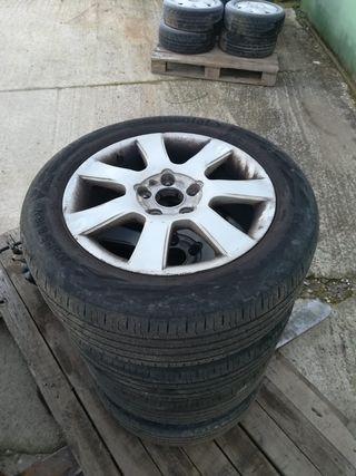 Llantas Seat / Audi / Volkswaguen - 16 pulgadas