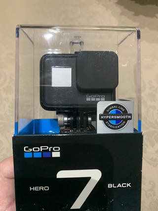 Cámara GoPro 7 Black + funda regalo
