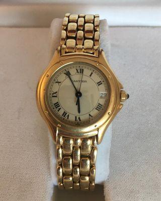 Reloj Cartier Cougar Panthère