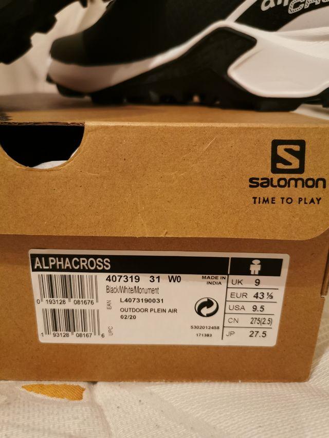 Salomon Alphacross