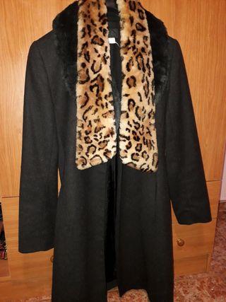 Cuello pelo leopardo