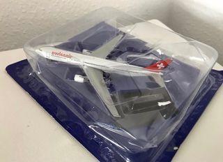 Precioso avión AIRBUS A330 SWISSAIR 1:460