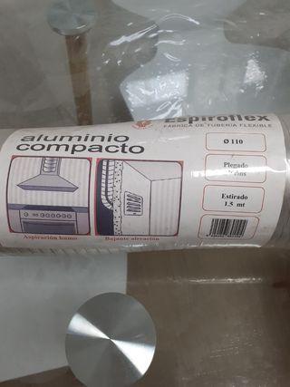 tubo campana extractora