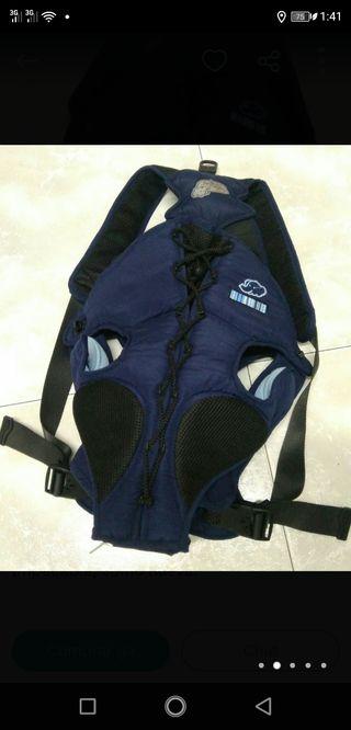 mochila portabebes bebé confort