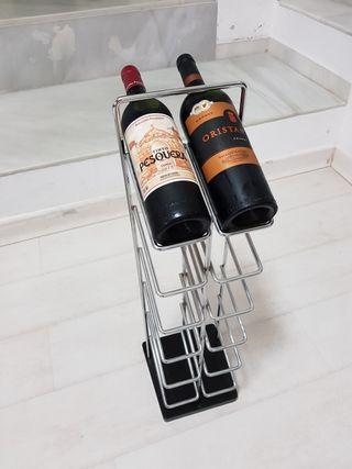 Botellero de diseño