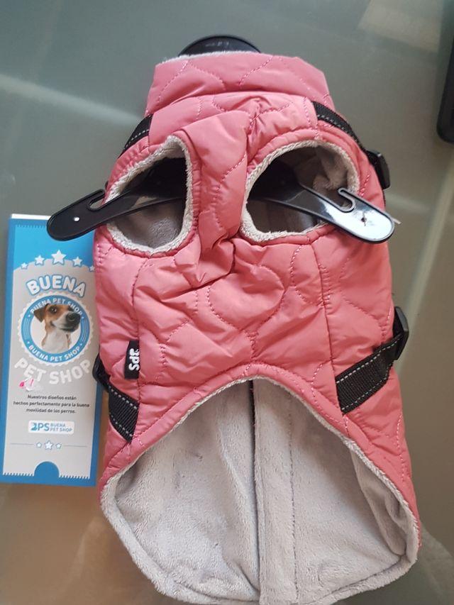 Abrigo para perros pequeños (25 cm)