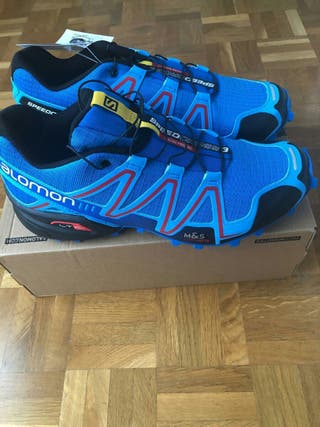 salomon speedcross3. a estrenar.