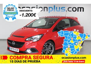 Opel Corsa 1.4 Turbo SANDS GSI 110 kW (150 CV)