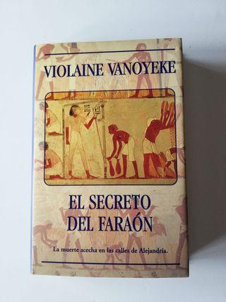 El secreto del faraón (Violaine Vanoyeke)