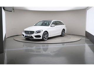 Mercedes-Benz Clase C 250 d 4MATIC Estate 150 kW (204 CV)