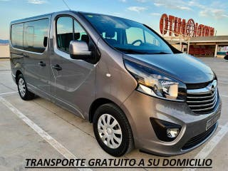 Opel Vivaro 1.6 CDTi 125cv 8 PLAZAS, NAVEGADOR, CÁMARA...
