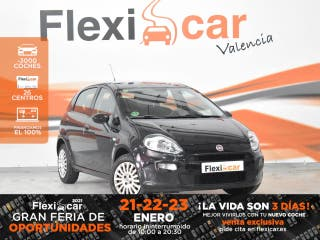 Fiat Punto 1.2 8v Easy 69 CV Gasolina S&S