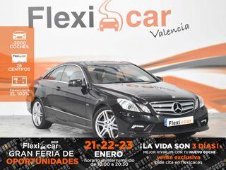 Mercedes Clase E Coupé E 250 CDI Blue Efficiency Avantg.