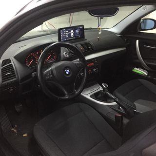 Pantalla Android BMW Serie 1 + cámara trasera