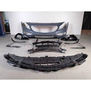 Paragolpes Delantero Mercedes W117 16-18 4P / SW L