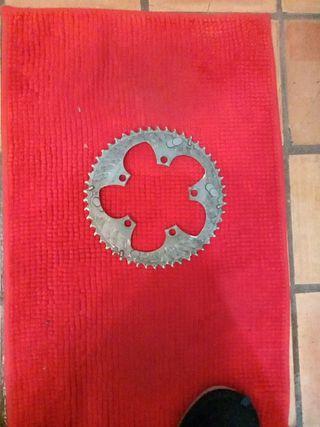 plato de ciclismo en carretera Shimano 50-34