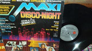 Vinilo Maxi Disco-Night
