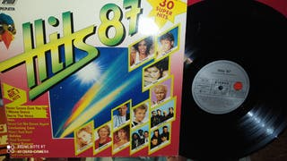 Vinilo Hits 87