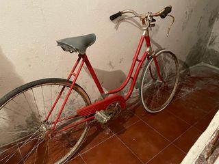Bicicleta varillas para restaurar