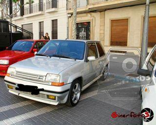 Renault gt turbo 1989