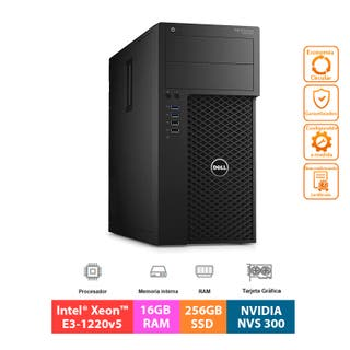 Dell Precision 3620 - E3 - 16GB - 256GB - NVS 300