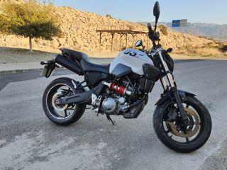 Yamaha MT03 2011 660cc A2