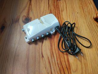 Amplificador de señal de televisión Televes 4396