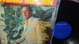 Vinilo Antonio Machin