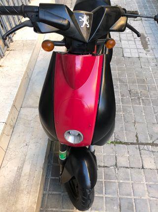 Peugeot ludix 49cc