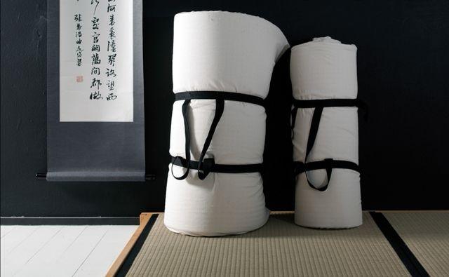 Futones artesanales 100% algodón natural