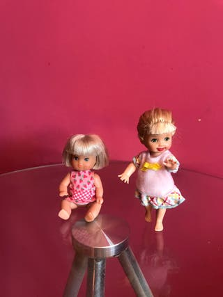 Dos hermana Barbies shelly