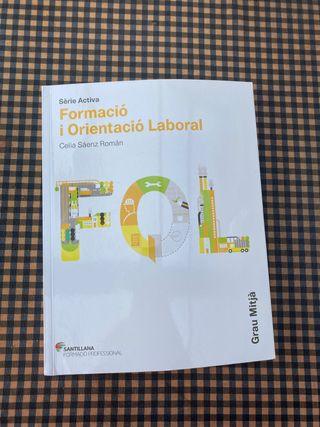 Libro en catalán de Fol.