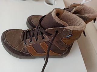 calzado niño invierno