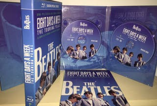 Blu-Ray The Beatles Eight days a week