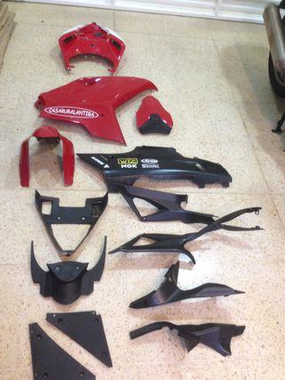 Tapas Ducati 848-1098-1198