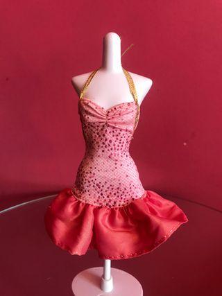 Vestido Barbies original
