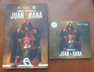 Libro + CD Andanzas y entremeses de Juan Rana