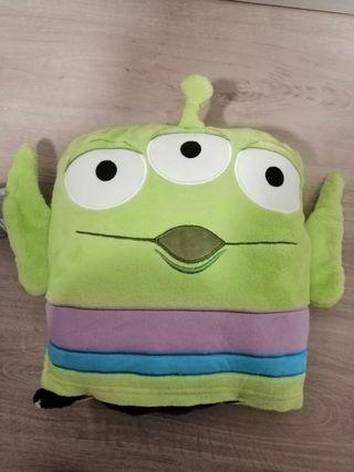 manta Cojin alien toy story