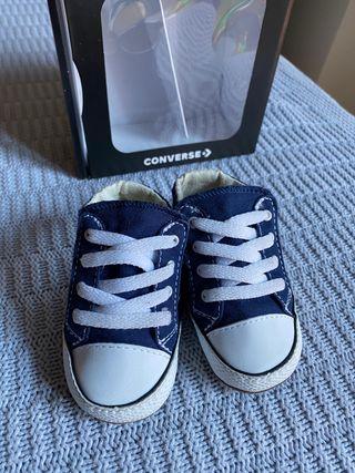 Zapatillas casual de bebés chuck taylor all star